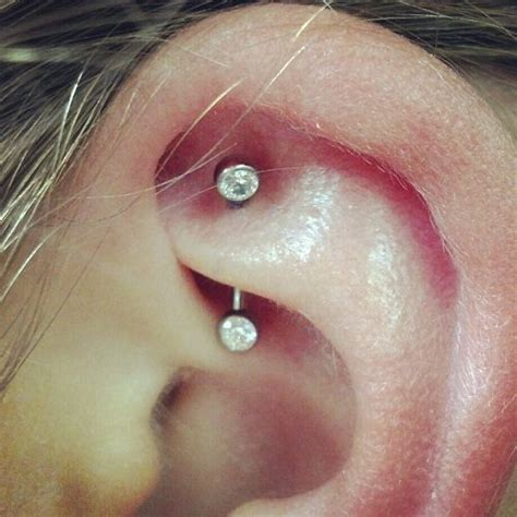 titanium steel ring 8 best rook piercing jewelry worthwhile to look at