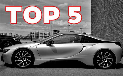 The Five Best Exotic Cars To Rent In Beverly Hills