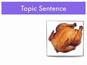 Writing Paragraphs The Sandwich Method  Main Idea And