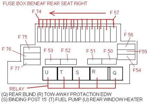 Sl500 Mercede Power Seat Wiring Diagram by W220 Vacuum Problem Mercedes Forum