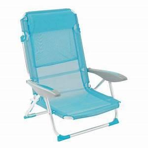 Siege De Plage : fauteuil de plage rio lagon castorama ~ Nature-et-papiers.com Idées de Décoration