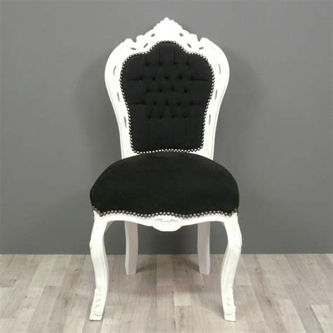 chaises baroque pas cher formidable chaise baroque blanche pas cher 1 chaise baroque aldist