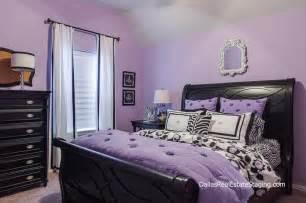 Teen Girl Bedroom Lavender and White