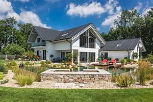 Haus Und Garten Stade : das perfekte haus mit garten kreiseder holzbau ~ Watch28wear.com Haus und Dekorationen