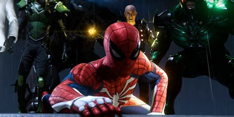 Does The New Spider-man Ps4 Gameplay Tease Doc Ock
