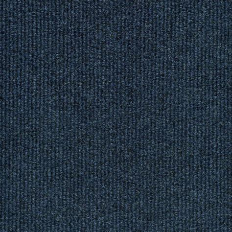Trafficmaster Ribbed Carpet Tiles by Trafficmaster Elevations Color Blue Ribbed Indoor