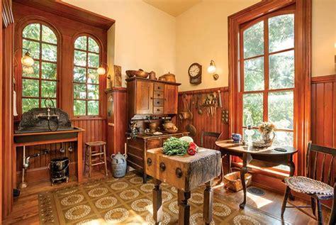 period perfect victorian kitchen restoration design