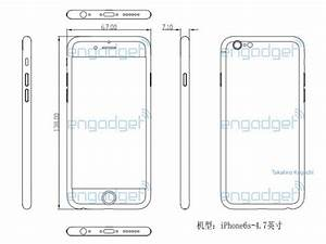 Maße Iphone 6 : iphone 6s dimensions tipped in leaked schematic technology news ~ Markanthonyermac.com Haus und Dekorationen