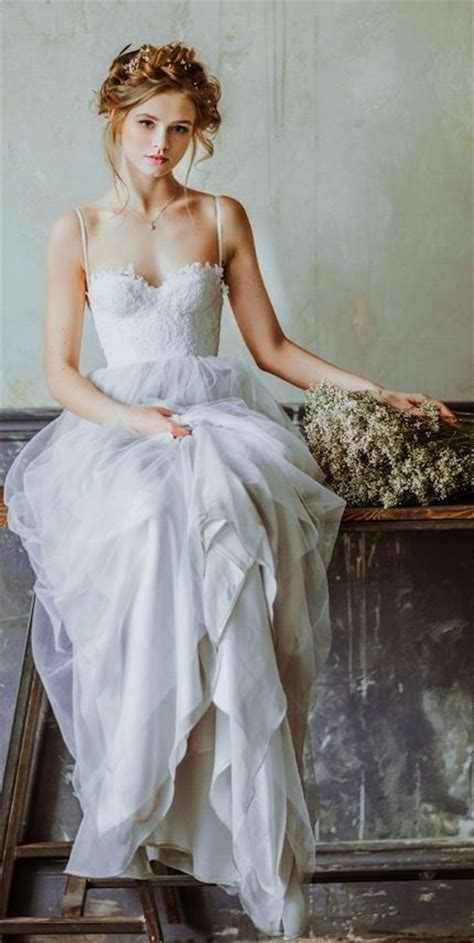 Zy159 Romantic Sweetheart Lace Beach Wedding Dress 2015