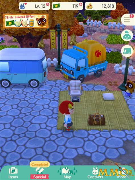 animal crossing pocket camp game review