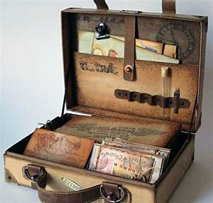 60 Ides Avec La Valise Vintage Archzinefr