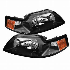 XTUNE 1999-2004 Ford Mustang Headlights
