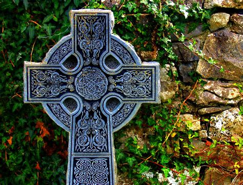 Irish Celtic Cross Ireland