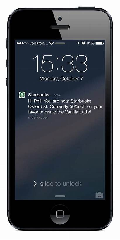 App Marketing Starbucks Loyalty Personalized Based Program