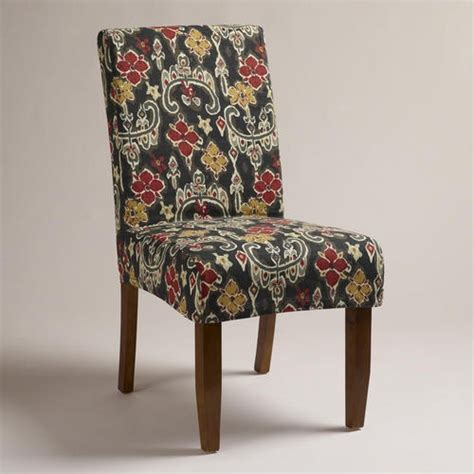 world market chair cover ikat chair slipcover