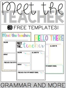 free meet the template meet the templates editable tips advice routines and procedures