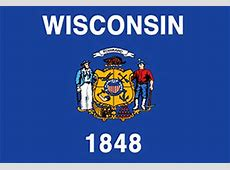 Wisconsin Flag Flag Of Wisconsin State