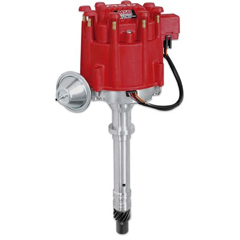 Msd Ignition Pro Billet Hei Distributor Vacuum