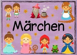 Thema Märchen Im Kindergarten Basteln : ideenreise themenplakat m rchen ~ Frokenaadalensverden.com Haus und Dekorationen