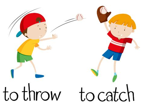 25 Collocations With Catch. Catch A Ball, Good Catch