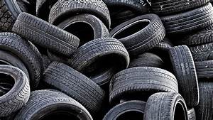 Scrap Tire Recycling Facility Opens