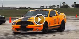 World's FASTEST FORD MUSTANG SHELBY SNAKE GT500!