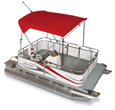 Gillgetter Pontoon Boats by Research 2011 Gillgetter Pontoon Boats 713 Outfitter