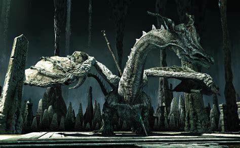 Artorias Of The Abyss Wallpaper Sinh The Slumbering Dragon Dark Souls Wiki Fandom Powered By Wikia