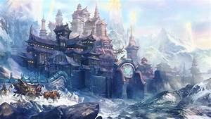 Fantasy, Art, Artwork, Original, Wallpaper, Fantastic, Sci, Fi, Science, Fiction, Dark, Wallpapers