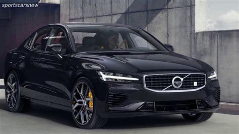 2019 Volvo S60 Polestar Engineered T8  2019 S60 Youtube