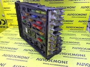 3c0937125 - Fuse Box - Vw Passat 2005
