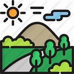 Premium Icono Aire Libre Flaticon Outdoors Icon