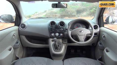 Datsun Go Modification by Datsun Go Interior