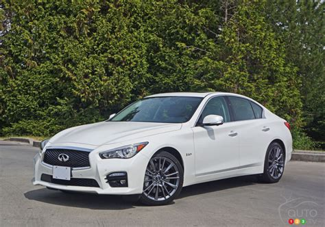 2016 Infiniti Q50 Red Sport 400 Awd Road Test