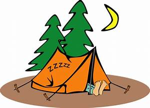 Camping Clipart - Free Travel Graphics