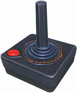 Retro Joystick PNG by AbsurdWordPreferred on DeviantArt