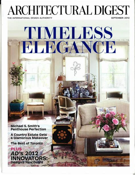 Top 7 Architectural Magazine Of The World Interior