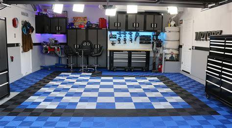 Rubber Garage Flooring Shining Home Design