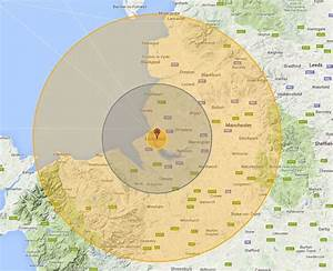 What would happen if a North Korean nuclear bomb hit ...