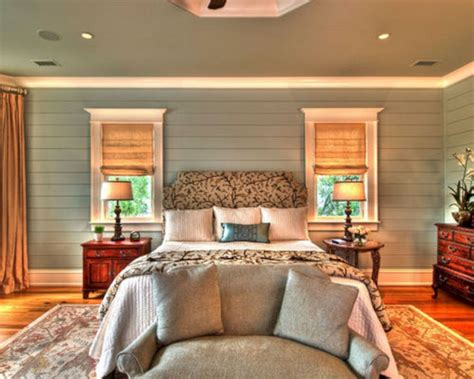 Bedroom Ideas For Decorating With Shiplap Walls (bedroom