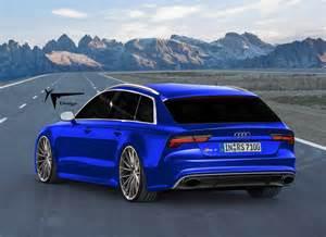 RS7 Audi Shooting Brake