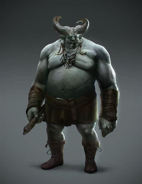 Ogre by Marmad on DeviantArt   Ogre, Fantasy monster ...