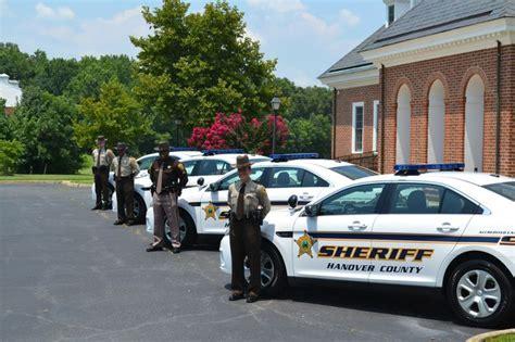 hanover county sheriffs office hanover county rva