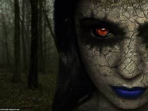 Scary, Eyes, Wallpapers, 03