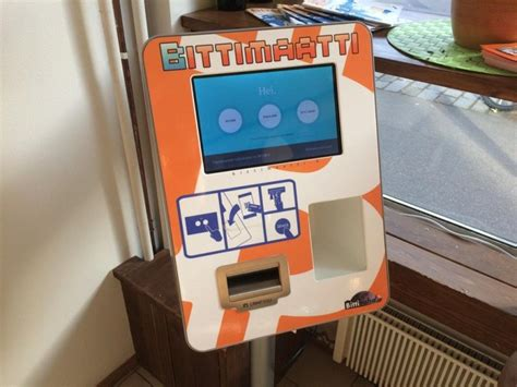 Although the number of bitcoin how to locate a bitcoin atm machine? Bitcoin ATM in Tampere - Vegemesta