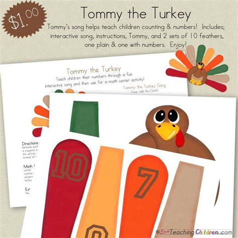 thanksgiving facts for preschoolers thanksgiving themed math activities for preschoolers 992