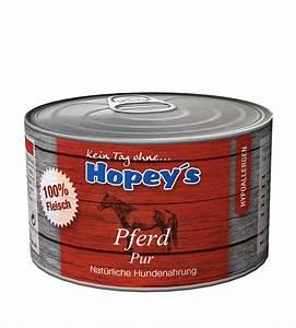 Hundefutter Pferd Pur : hundefutter mit pferd hypoallergen online kaufen im shop hopey 39 s ~ Yasmunasinghe.com Haus und Dekorationen