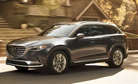 2019 Mazda Cx9 Expectations, Changes  20182019 Suvs