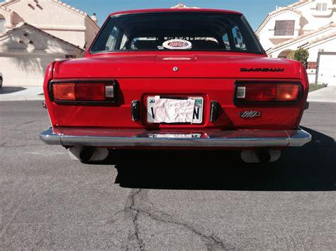 Datsun 510 Bre by 1972 Datsun 510 Bre Custom No Reserve Classic Datsun