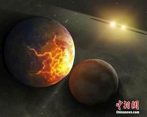 美学者大胆猜想:太阳系边缘存在第九大行星(图)_南海网新闻中心